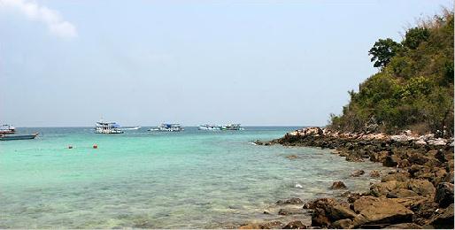 Остров Лан, Тайланд