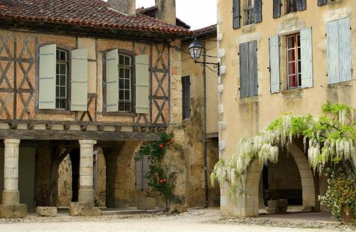 La Bastide d'Armagnac, Франция