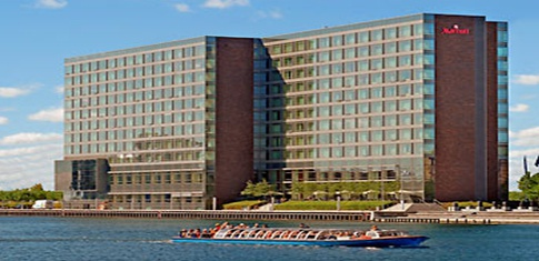 Отель Copenhagen Marriott Hotel 5*