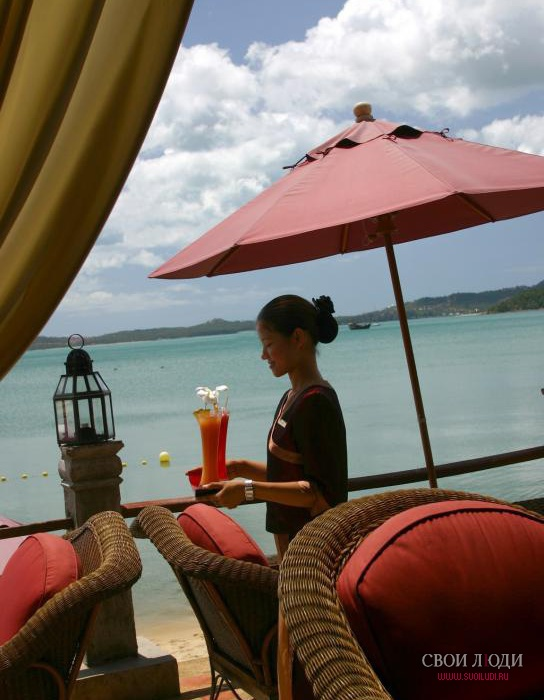 ����� Zazen Boutique Resort and Spa Ko Samui 5*