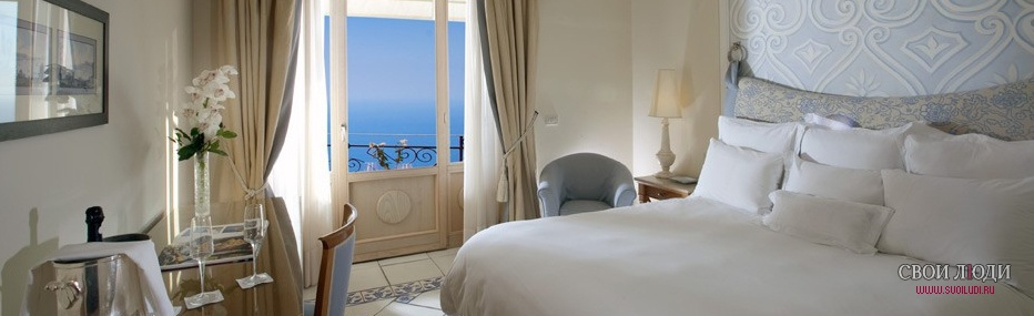 Отель Jw Marriott Capri Tiberio Palace 5*