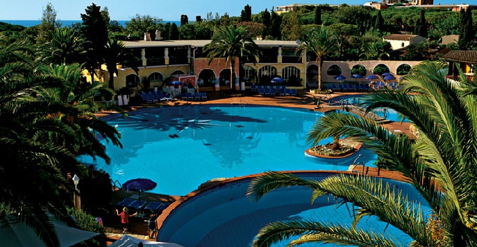 Отель Forte Village Resort 5*