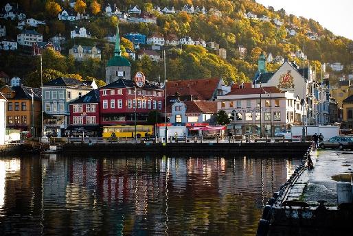 туроператор москва по норвегии