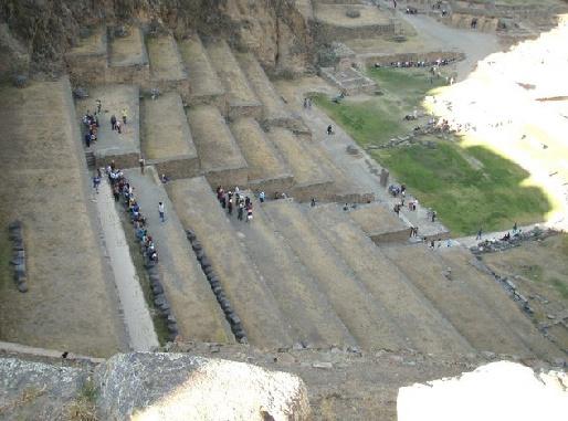 Ольянтайтамбо, Перу