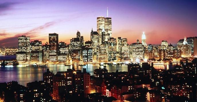 Города и курорты сша