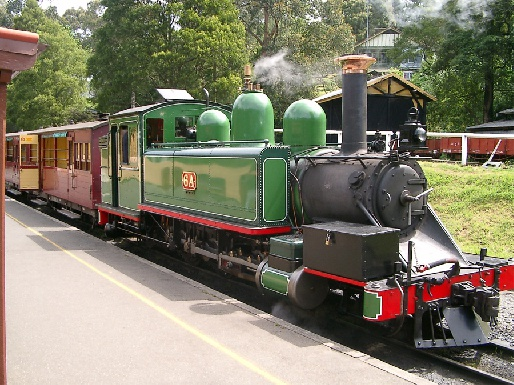 Puffing Billy, ���������