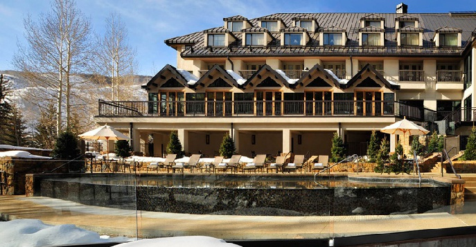 Отель Vail Cascade Resort & Spa 4*