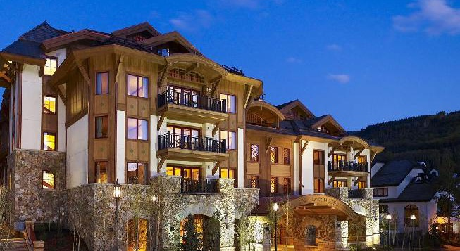 Отель Vail Plaza Hotel and Club 4*