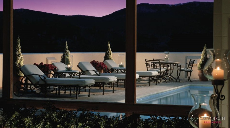 ����� The Pines Lodge, A Rock Resort 5*
