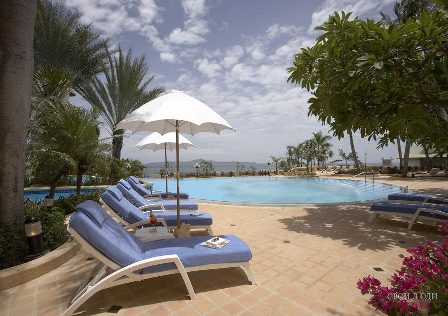 Отель Royal Cliff Beach 4* De Luxe