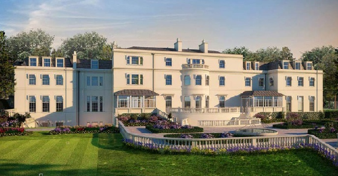 Отель Coworth Park 5*