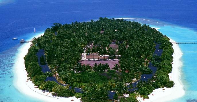 Роскошные отели мальдив изумительные
