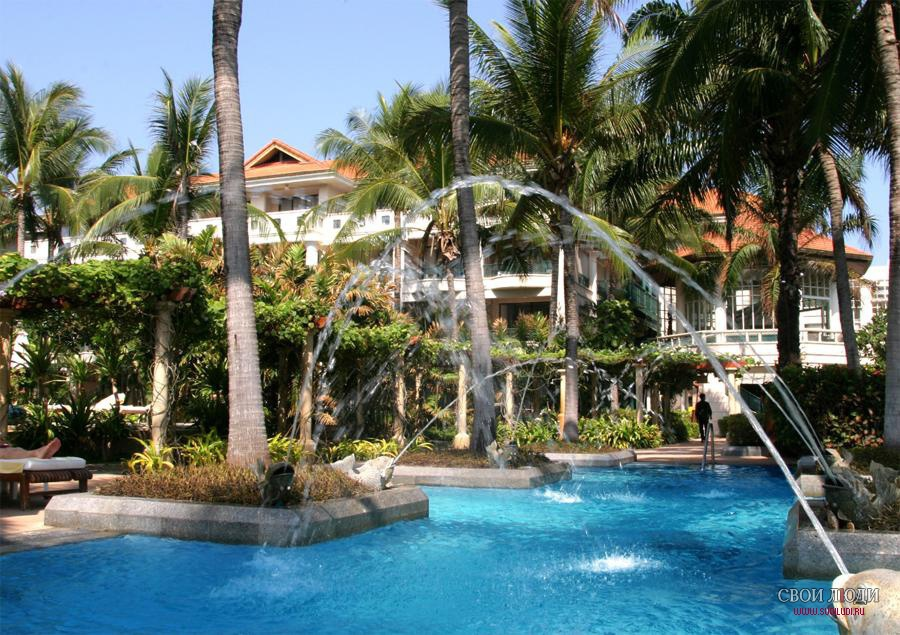 Отель Centara Grand Beach Resort 5*