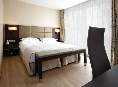 Отель NH Grand Hotel Krasnapolsky 5*, Нидерланды