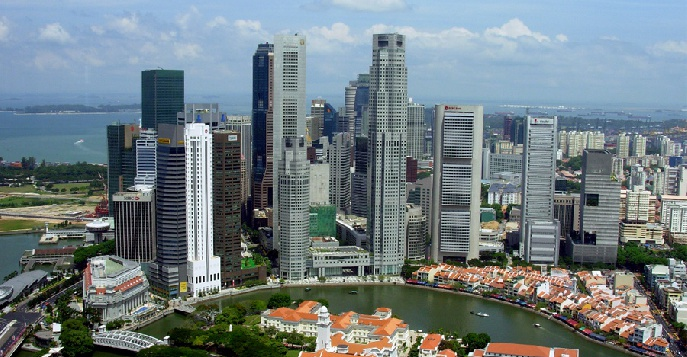 отели курортной зоны сингапура: