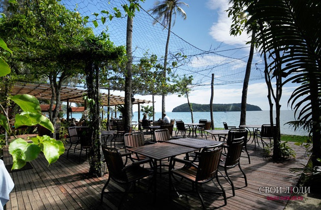 Отель Frangipani Langkawi Resort & Spa 4*