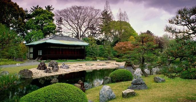 Цветение сакуры, момидзи и другие достопримечательности Японии