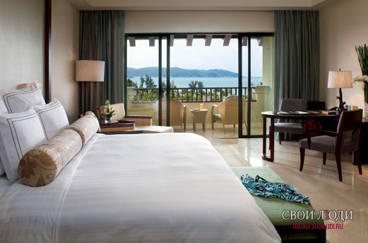 Отель The Ritz Carlton Sanya 5*