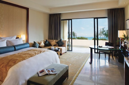 Отель The Ritz Carlton Sanya 5*, Китай