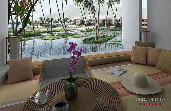 Отель Intercontinental Sanya Resort 5*