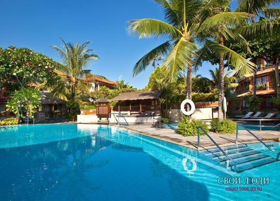 Отель Sol Beach House Benoa 4*