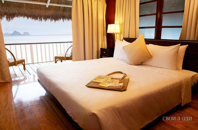 Отель Apulit Island Resort 4*