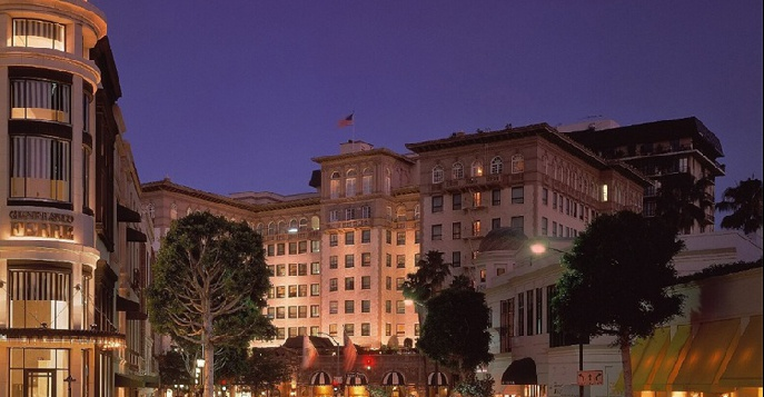 Отель Beverly Wilshire Beverly Hills (A Four Seasons Hotel) 5*