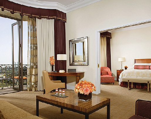 Отель Beverly Wilshire Beverly Hills (A Four Seasons Hotel) 5*, США