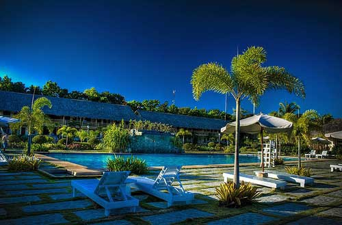 Отель Bohol Beach Club 3*