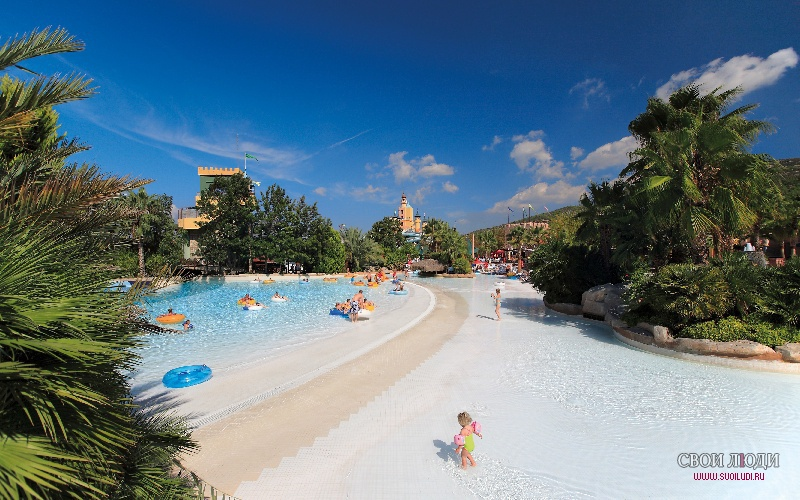 Отель Aquafantasy Resort Hotel 5*