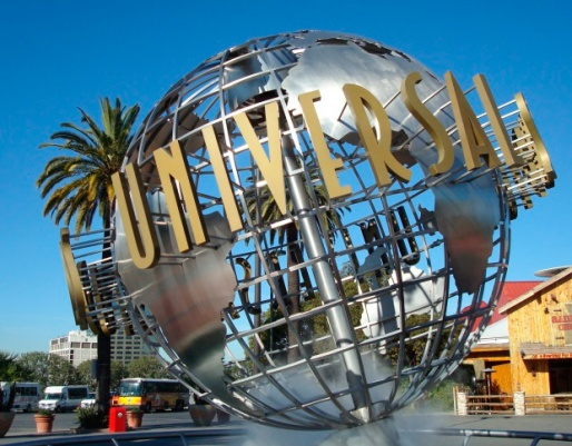 Universal Studios Hollywood. США