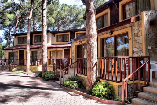 Отель Omer Holiday Village HV1 5*, Турция