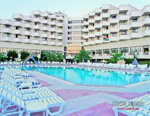 Отель Richmond Ephesus 5*
