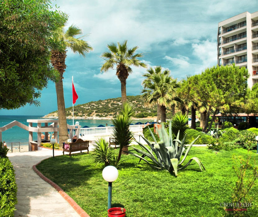 Отель Tusan Beach Resort 4*
