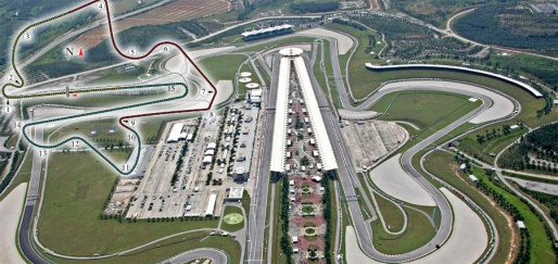 Sepang International Circuit, Малайзия