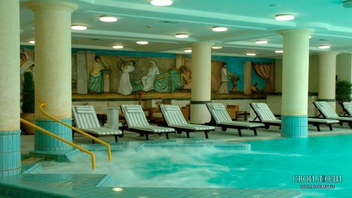 Отель Thermae Sylla Spa Wellness 5*