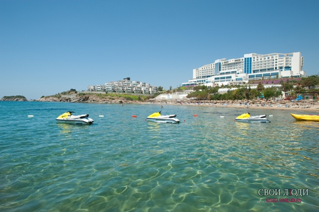 Виллы в отеле Onyria Claros Beach and SPA Resort (Ex.Carpe Diem) 5*
