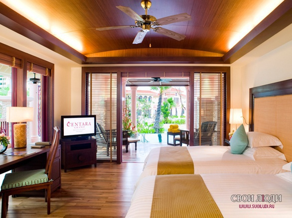 Отель Centara Grand Beach Resort Phuket 5*