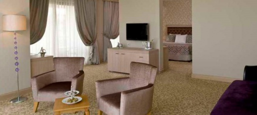 Отель Vogue Hotel Avantgarde 5*, Турция