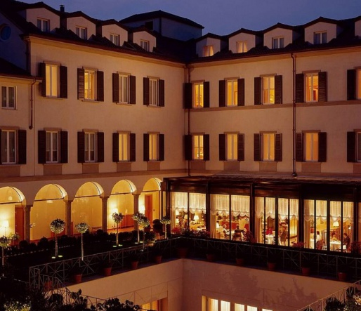 Отель Four Seasons Florence 5* - Милан, Италия