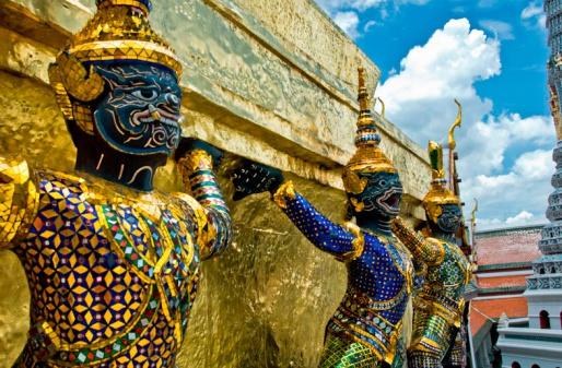 Большой королевский дворец в Бангкок, Таиланд
