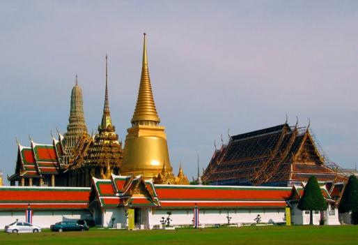 Храм Изумрудного Будды, Таиланд