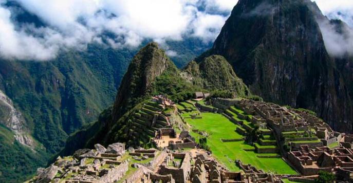 Мачу-Пикчу — удивительный город древних инков