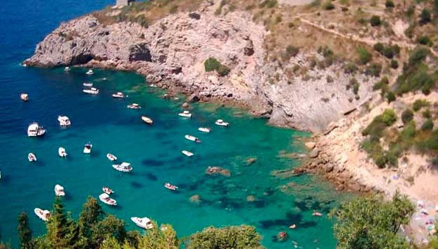 Прекрасные пляжи Тосканы