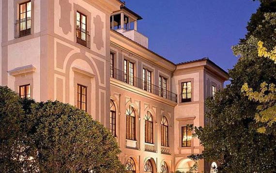 Отель Four Seasons Florence 5*