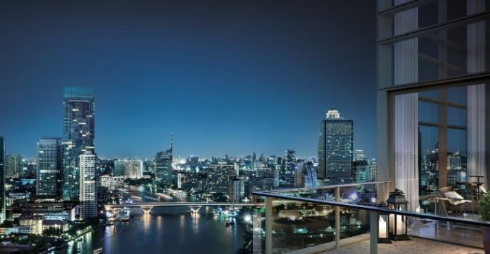 Отель Four Seasons Hotel Bangkok 5*