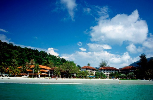 Отель Pangkor Island Beach Resort 4*, Малайзия