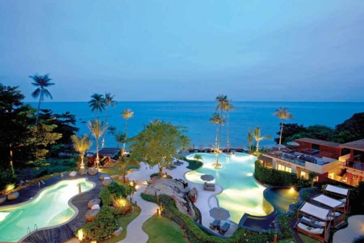 Отель Shasa Resort Samui 5* - Самуи, Таиланд