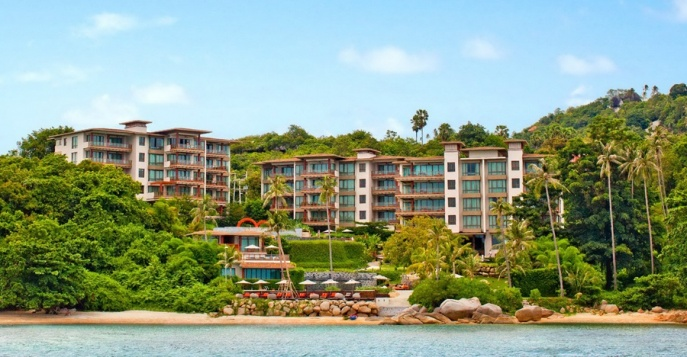 Отель Shasa Resort Samui 5*