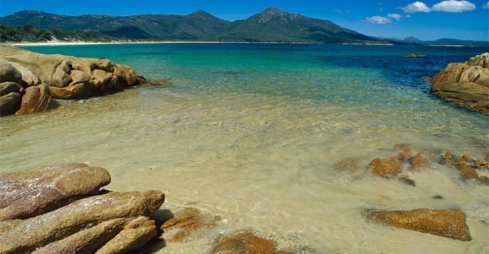 Остров тасмания в австралии самый